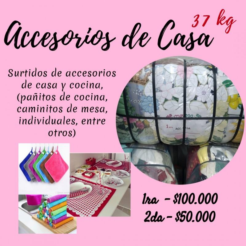 ACCESORIOS DE CASA