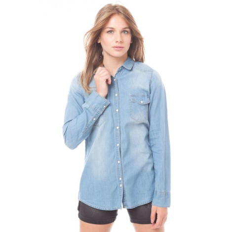 BLUSA JEANS  / LADIES DENIM BLOUSES