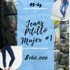 JEANS PITILLO MUJER