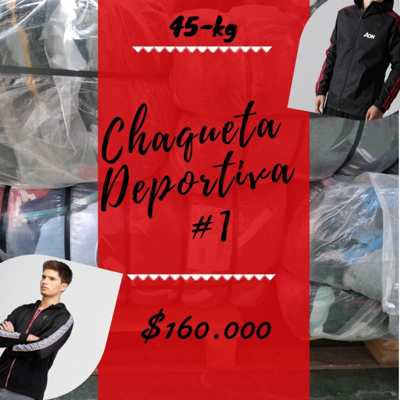 CHAQUETA DEPORTIVA / NYLO...