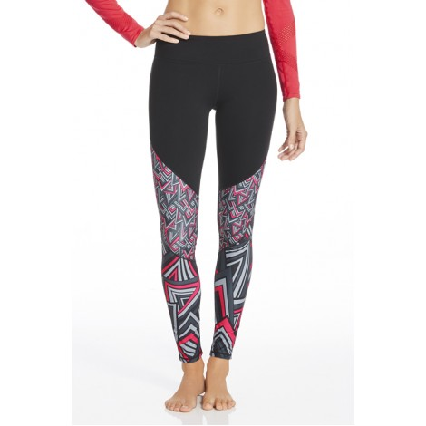 CALZA YOGA DEPORTIVA / SPENDEX MIX YOGA